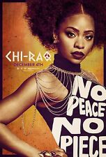 CHI-RAQ MANIFESTO SPIKE LEE NICK CANNON TEYONAH PARRIS WESLEY SNIPES CUSACK
