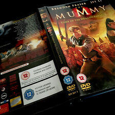 The Mummy - Tomb Of The Dragon Emperor (DVD, 2008) Region 2 UK Jet Li / B Fraser