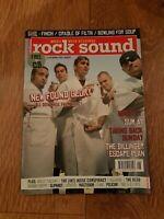 ROCK SOUND MAGAZINE ( 63 ) AUG 2004 NEW FOUND GLORY SUM 41 CRADLE OF FILTH