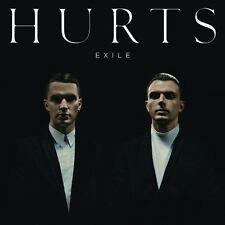 Exile - Hurts - CD - NEU