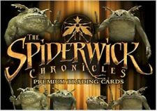 SDCC 2007 Promo Trading Card INKWORK Spiderwick Chronicles Holly Black Movie New