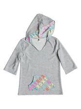 Roxy Girls Sz 10 Medium Sweaters Hoodie Roxy Logo Ponch