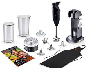 Bamix BBQ Hand Blender Set