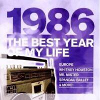 THE BEST YEAR OF MY LIFE: 1986 CD NEUF MIT EUROPE, WHITNEY HOUSTON, MR.MISTER UV