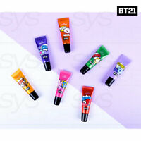 BTS BT21 Official Authentic Goods Lip essence +Traking Number