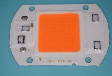 30 W DEL Full Spectrum Plant Grow Light COB Chip 240VAC aucun pilote nécessaire PK/1