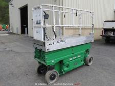 2012 JLG 2030ES 20' Electric Scissor Lift Man Aerial Platform bidadoo