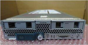 Cisco UCS-B200-M3 B200 M3 Blade Server 2 x E5-2670 8-Core 384Gb RAM 2TB HDD