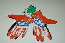Fox Racing Dirt Paw Gloves  KTM Size 9