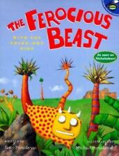 The Ferocious Beast with the Polka-dot Hide (Maggie and the Ferocious-ExLibrary