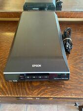 Epson Perfection V600 Color Photo Image Film Negative & Document Scanner
