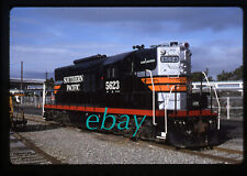 Orig Slide Southern Pacific Sp #5623 Gp9 restored Black Widow paint 1998
