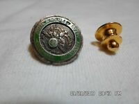 Vintage Joseph A Holmes Mining Safety Assn Tie Tack Pin for 30 Years No Accident