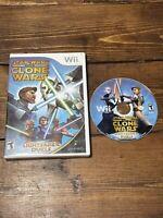 Star Wars: The Clone Wars - Lightsaber Duels (Nintendo Wii, 2008)- No Manual