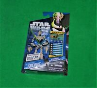 🔥 2010 STAR WARS THE CLONE WARS GENERAL GRIEVOUS CW10 HASBRO NEW