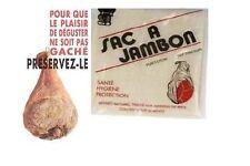 SAC A JAMBON 65 X 75 CM pour JAMBON - DE 7 KG