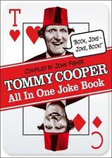 Tommy Cooper All In One Joke Book: Book Joke, Joke Book, Cooper, Tommy, New cond
