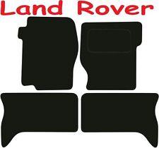Land Rover Discovery a medida Alfombrillas De Coche De Calidad De Lujo 1998-2004