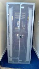 HP 42U Server Rack Cabinet Enclosure With Front & Back Doors