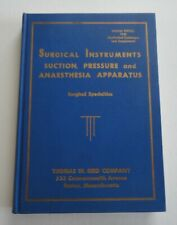 Vtg Unread Mint 1948 Hc Catalogue Surgical Instruments Thomas Reed Co Boston Ma