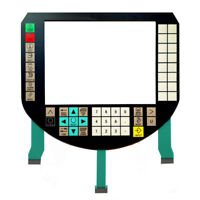 For Siemens HT8 6FC5403-0AA20-0AA1 6FC5 403-0AA20-0AA1 Membrane Keypad Film
