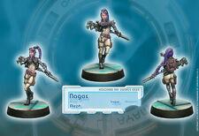 Infinity BNIB Aleph - Nagas (Sniper) 280803