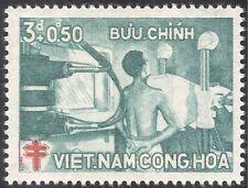 Vietnam 1960 Anti-TB/Tuberculosis/Medical/Health/Welfare/X-Ray 1v (n43642)