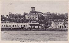 1779) SARMATO PIACENZA IL CASTELLO E STAZIONE.