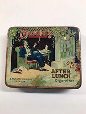 Vintage Murattis After Lunch Cigarette Tin