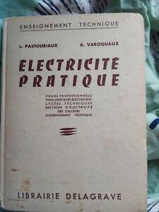 Electricité pratique / Delagrave