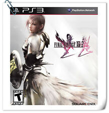 PS3 Final Fantasy XIII-2 FF 13 SONY PLAYSTATION Square Enix RPG GAMES