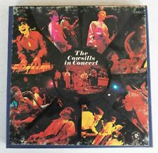 """The Cowsills in Concert 7"""" Reel 4T Tape 3 3/4 ips MGM X 4619 TESTED"""
