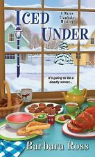 A Maine Clambake Mystery: Iced Under by Barbara Ross (2016, Paperback)