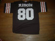 RARE ANDRE RISON 1995 Cleveland Browns  Medium/Large Jersey,GR8 INEXPENSIVE GIFT