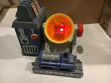 Sodor Smelting Yard Playset with Car for Thomas & Friends Take N Play Take Along