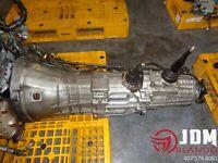 95-98 NISSAN SKYLINE R33 GTR AWD TRANSMISSION JDM RB26DETT