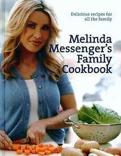 MELINDA MESSENGER'S FAMILY COOKBOOK : US2-R5D : HBL328 : NEW BOOK