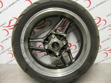 YAMAHA TMAX XP500 1LD1 2011 REAR BACK WHEEL RIM BK399