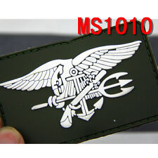 Collectibles PVC Tactical Military US Navy Seal Patch Combat Badge Patches