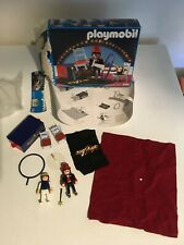 Playmobil 3725 Circus Magician nearly complete