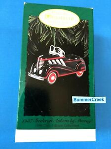 "Hallmark ""Murray 1937 Auburn"" Kiddie Car Classics Ornament 1996"