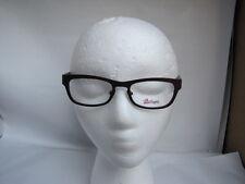 Bellagio B 690  RED/BROWN  Womens Eyeglass Frames Glasses NEW 48-19-140