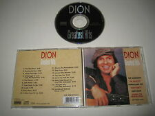 DION/GREATEST HITS(BELLAPHON 288 07 262) CD ALBUM