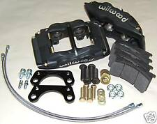 BBK Big Brake Kit - Fits Volvo 850 4 piston Wilwood calipers