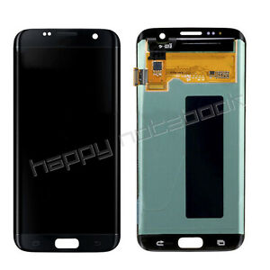 DISPLAY SAMSUNG ORIGINALE G935 NO FRAME S7 EDGE NERO 2016 TOUCH LCD GH96-09784A
