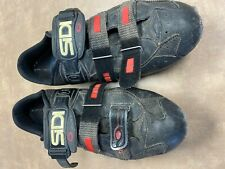Sidi Road Cycling Shoes  Size 46  SPD Cleats