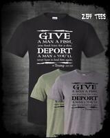 Keep America Great T Shirt Funny Trump 2020 Quote Sarcastic Deplorable Team MAGA