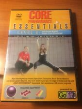 Core Performance Essentials Level 4: Advanced Active Super Core Challenge (DVD)