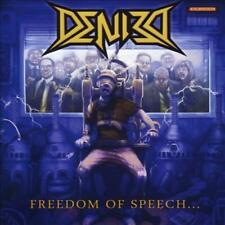 Negata-la libertà di parola NUOVO CD