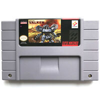Assault Suits Valken  for snes english translate